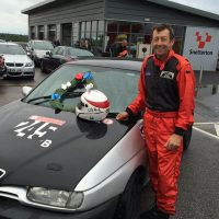 Wil Arif winner at Snetterton