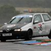 Alfa 145 Thruxton in Wet 17